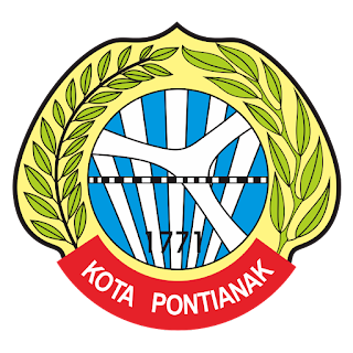 Logo Kota Pontianak Vector CorelDraw (CDR)