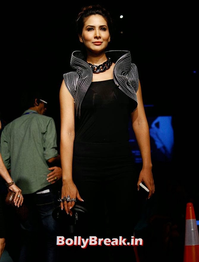 Kim Sharma, Lakme Fashion Week 2014 Finale Pics