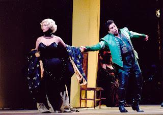 Contessa di Ceprano (Rigoletto-Verdi) Gran Teatro del Liceu, Barcelona