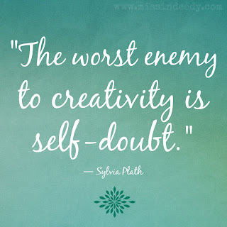 worst-enemy-creativity-self-doubt-missindeedy-sylvia-plath