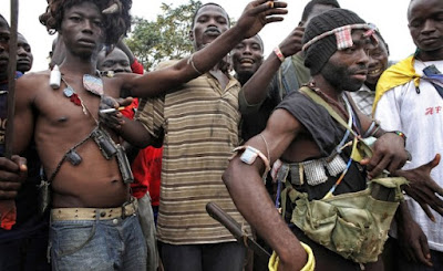 Central African Republic militia attacks UN peackeepers