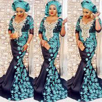 ankara styles for busty ladies to wedding
