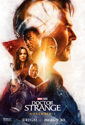 Doctor Strange (BRRip 1080p Dual Latino / Ingles) (2016)