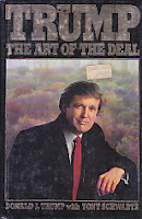 TRUMP THE ART OF THE DEAL Karya: Donald J. Trump with Tony Schwartz