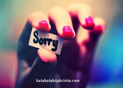 Kata Kata Bijak Cinta Minta Maaf Buat Mantan Pacar
