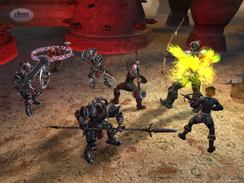 Dungeon siege 2 free download full version pc game for windows (xp.