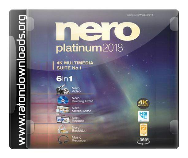 crack nero 2018 platinum