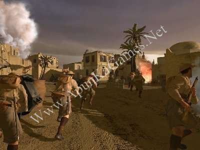 download call of duty american rush 2 highly compressed for pc