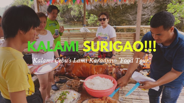 Suroy Surigao, Surigao City, Kalami Surigao, Surigao City Tourism Office, Sea Grapes, Roselyn Merlin, Sayongsong, Spider Shells, Bibingka, Le Chard Place, Philippine Food Blog
