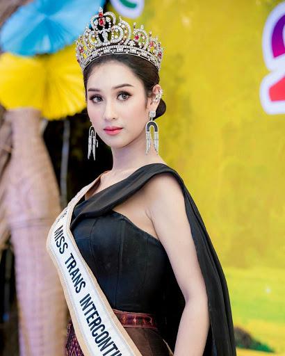 Meepooh Colobien Miss Trans Intercontinental Thailand 2018 Instagram photo