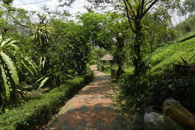 Park Ptaków w Malezji