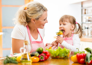 healthy tips for kids as the experts said