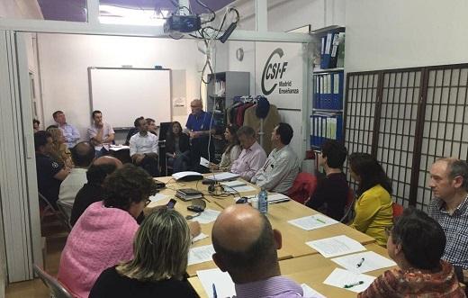 CSIF Madrid - PRIDICAM MobbingMadrid
