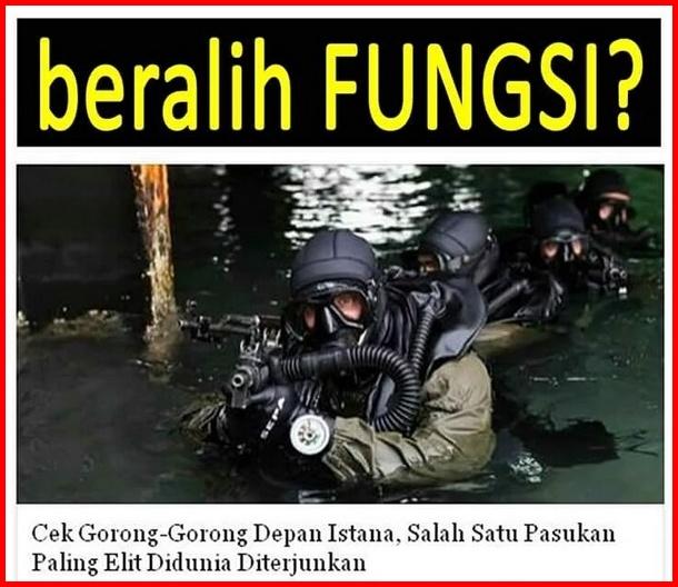 TNI Disuruh Usir Lonte dan Masuk Gorong-gorong, Mantan Jenderal Ini Protes Keras