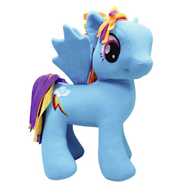 My Little Pony Rainbow Dash Plush by Maad Toys