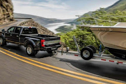 2017 Ford F350 Towing Capacity