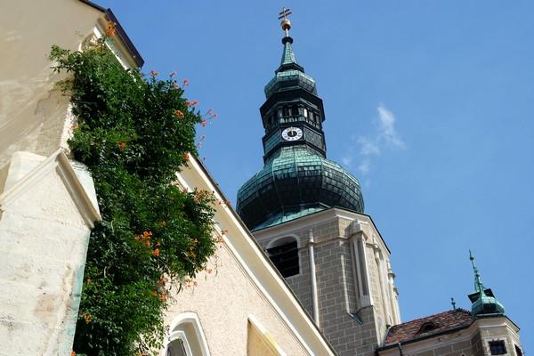 baden bei wien église kirche Sankt Stephan