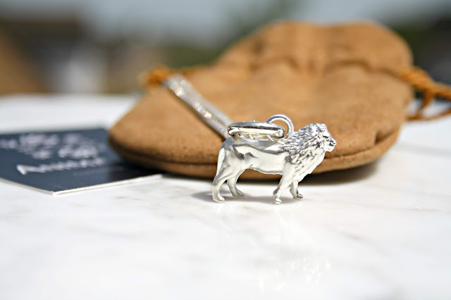 AnimalStone Jewellery - Cecil The Lion