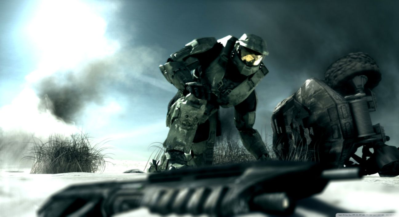 Halo 3 Hd Wallpapers Metro Wallpapers
