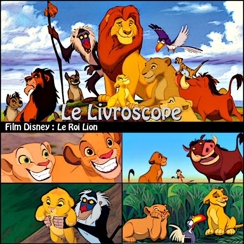 Le Livroscope!: DisneyOscope #4: Le Roi Lion (1994