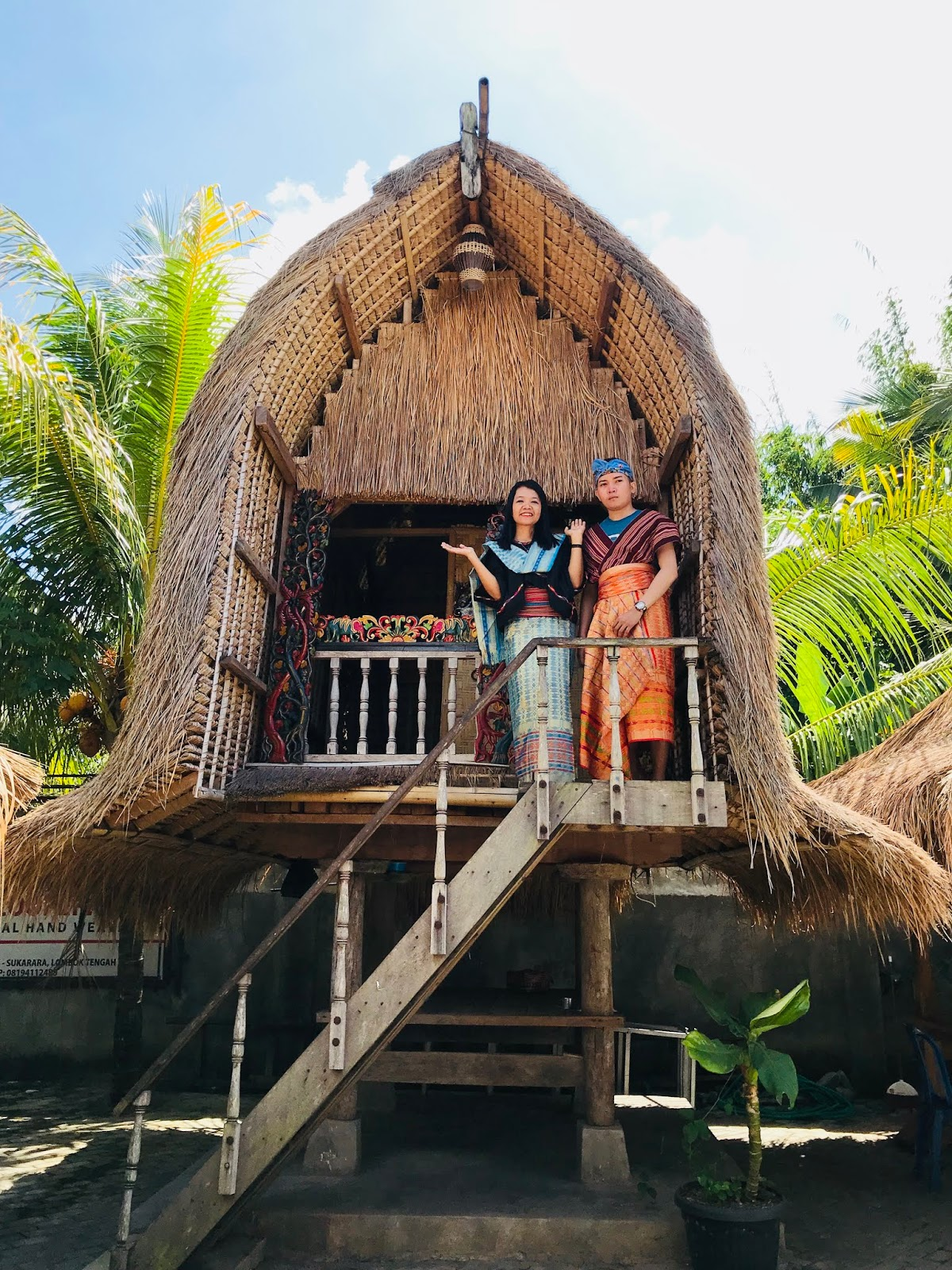 Desa Wisata Suku Sasak