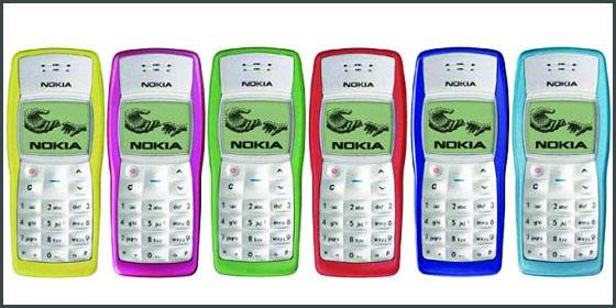 Di Jerman Dan Belanda, Nokia 1100 Dihargai 300 Juta