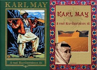 A vad Kurdisztánon át Karl May regény