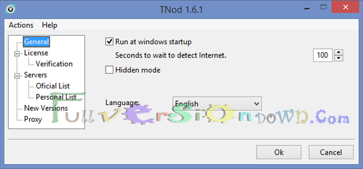 TNod User & Password Finder 1.6.1 Latest Version