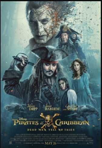 Pirates of the Caribbean: Dead Men Tell No Tales Movie Download