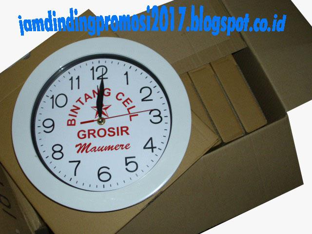 Alamat produksi jam dinding custom sesuai pesanan di Surabaya 34f068b3df