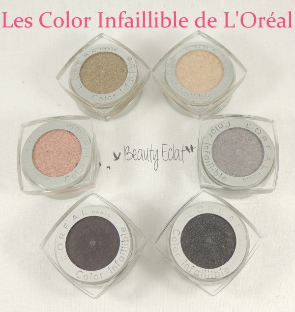 revue avis test color infaillible l'oreal