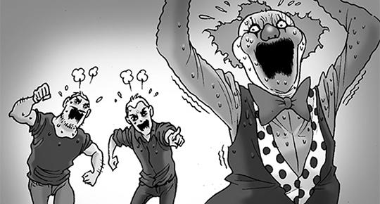 Silent Horror chap 102: Công bằng