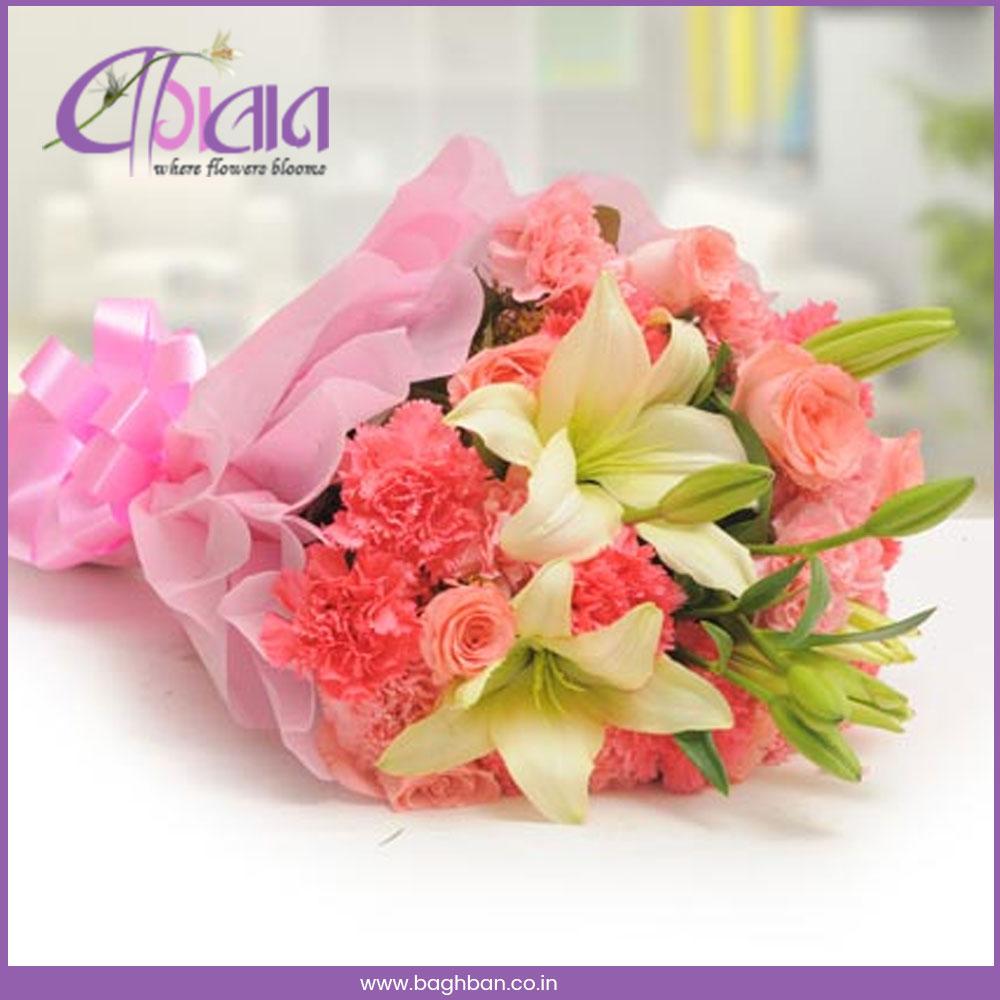 Online flower delivery in indore buy flower bouquet online in indore izmirmasajfo