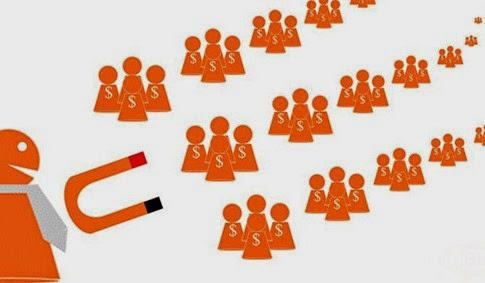 thu hút khách hàng trong content marketing