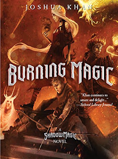 Burning Magic - A Shadow Magic Novel