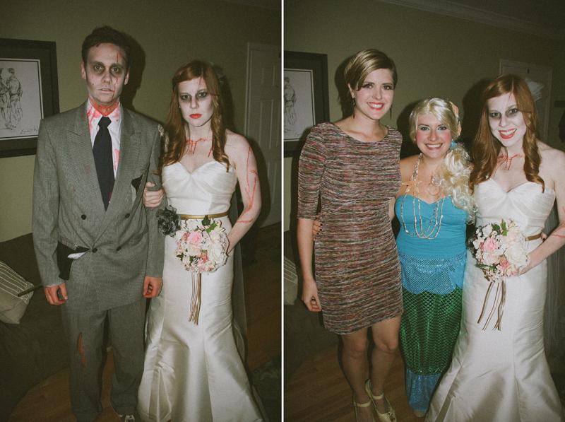 Corpse Bride Wedding Gown: Eat Sleep Frolic: Halloween 2012. Corpse Bride And Groom