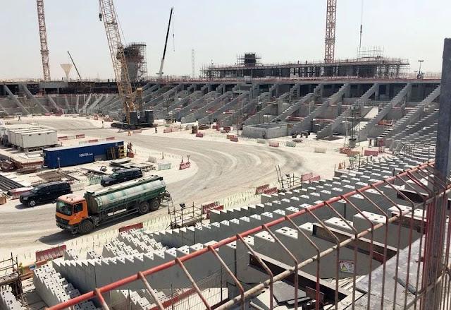 Pembangunan Stadion Al-Wakrah