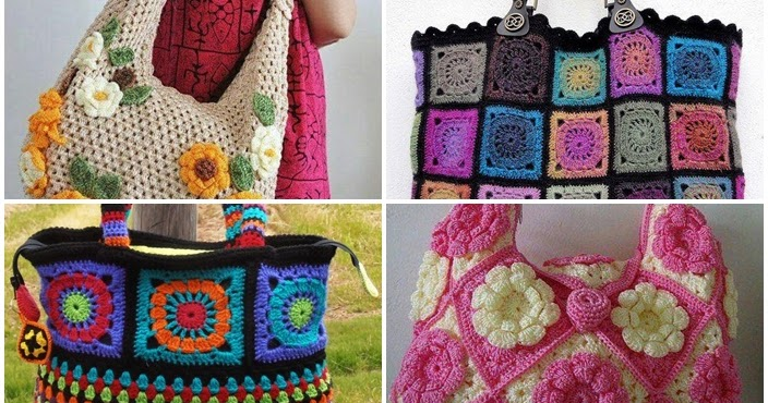 Knitting Yarn Bdo : More than bag graphics for you to do learning crochet