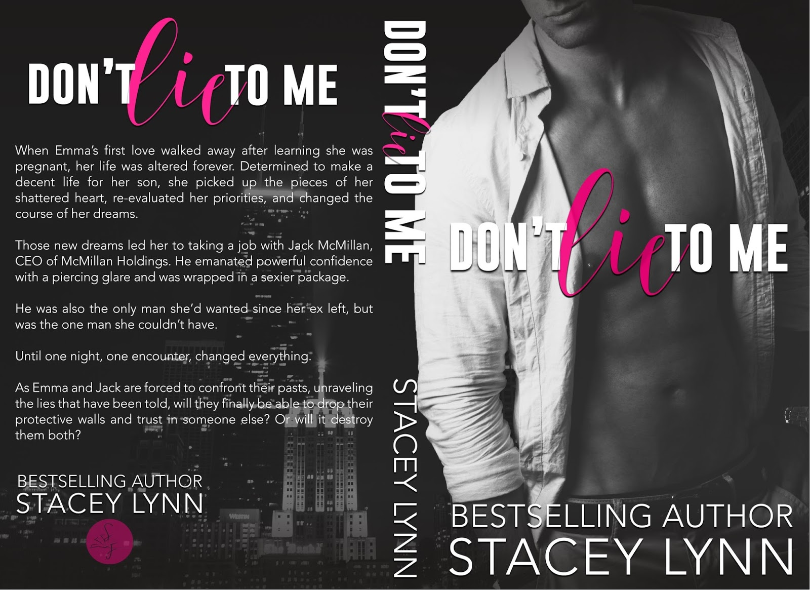 Don't Lie To Me Cover Re-Reveal & Sale Blitz - Blogging for the love