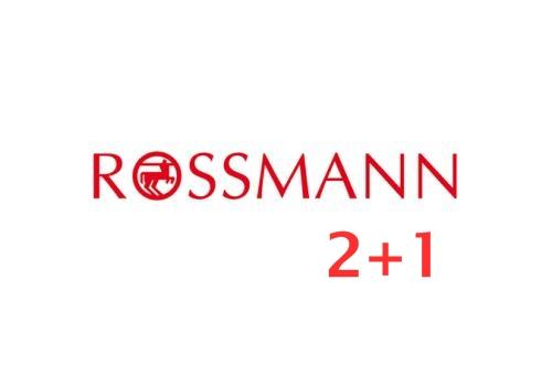ROSSMANN 2+1 OD 21 MARCA