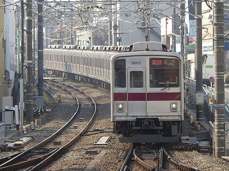 【ダイヤ改正で消滅】東武9000系の急行 志木行き