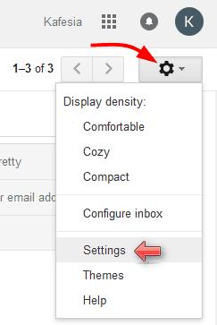 merubah bahasa gmail