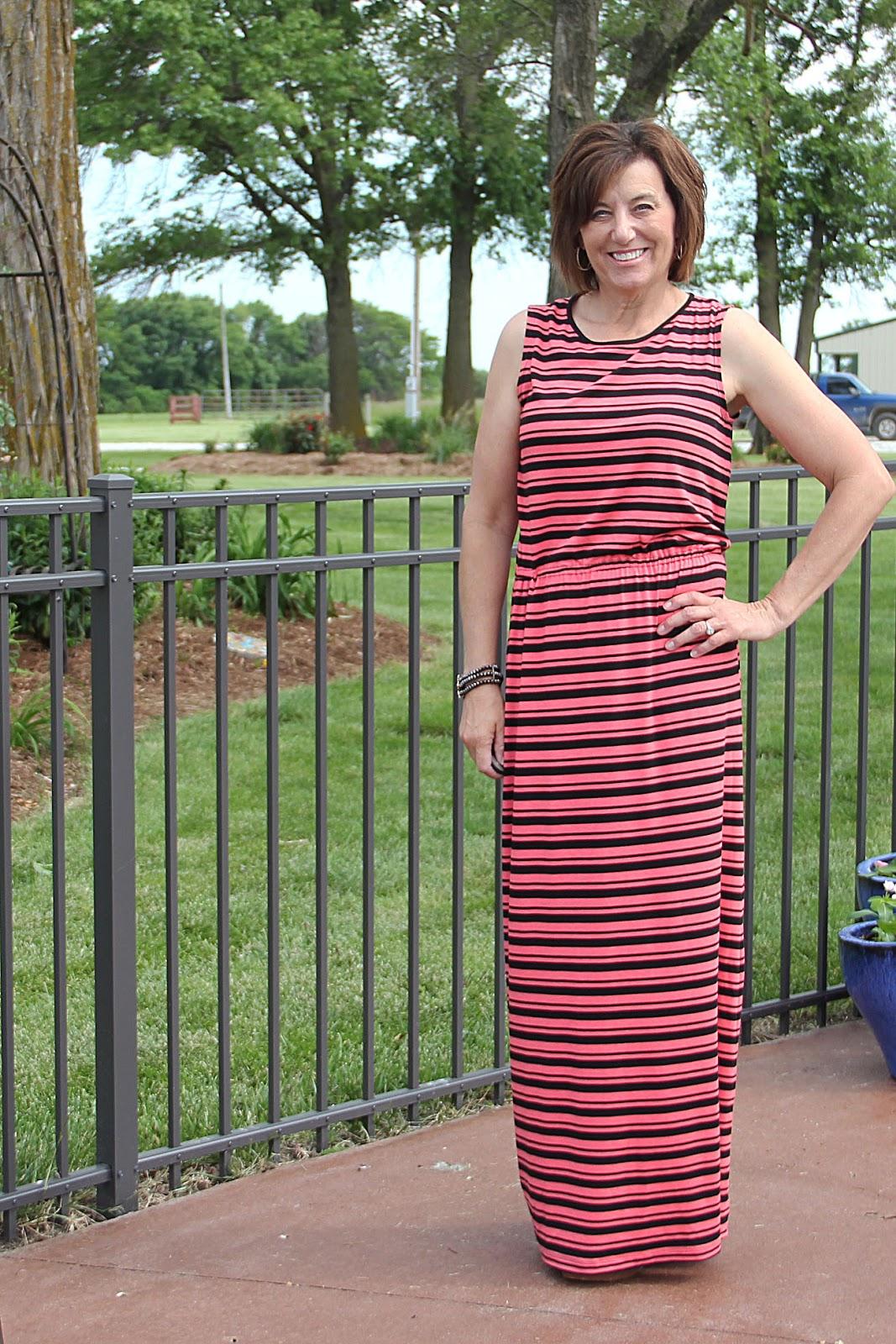 Girls in the Garden: Butterick 6330 - Maxi Dress