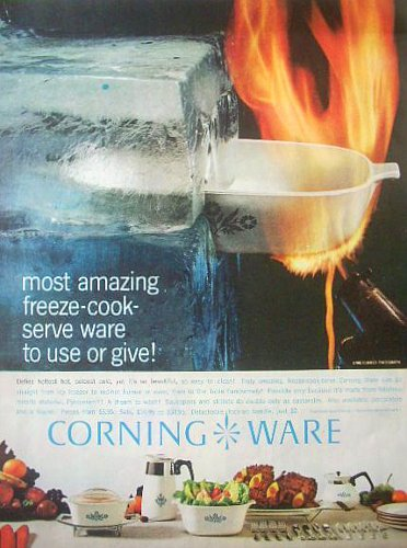 Corningware 411 September 2011