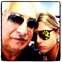 Emma Marrone e papà Rosario foto