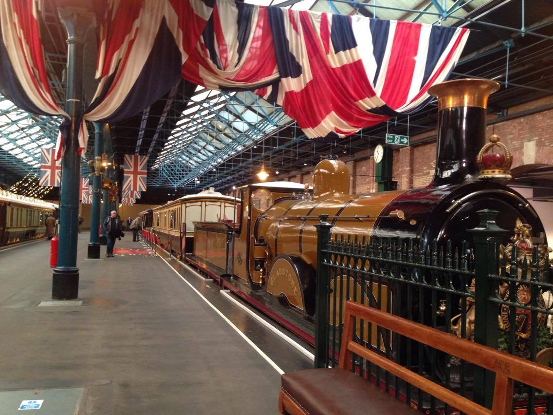 royal, queen, holiday, travel, train, museum, history, york, england,