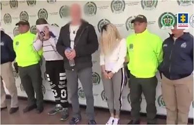 Kolumbiya polisi uşaq seks şəbəkəsini işlədən 6 israillini həbs etdi