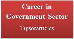 Career in Government Sector