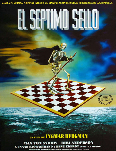 Ver El séptimo sello (Det sjunde inseglet) (1957) Online