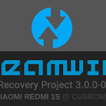 Cara Install TWRP Recovery Xiaomi Redmi 1S